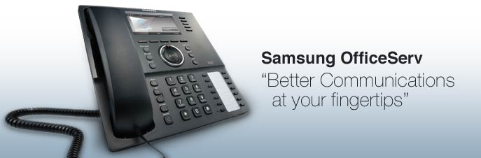 Samsung OfficeServ -